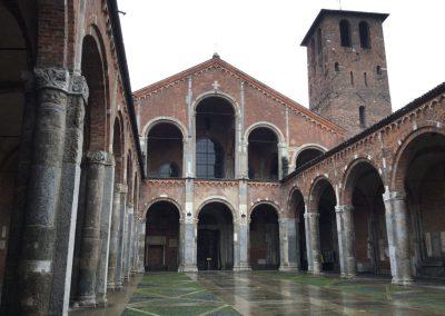 Basilica Sant'Ambrogio Milano