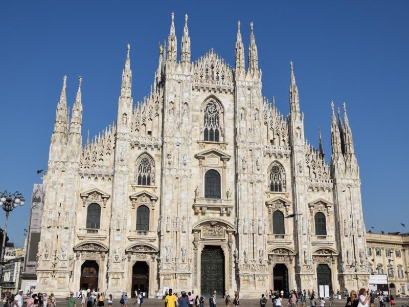 Duomo, facciata