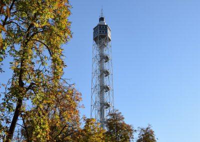 Parco Sempione - Torre Branca