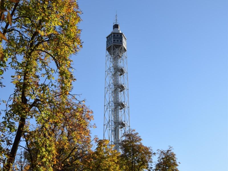Parco Sempione, Torre Branca