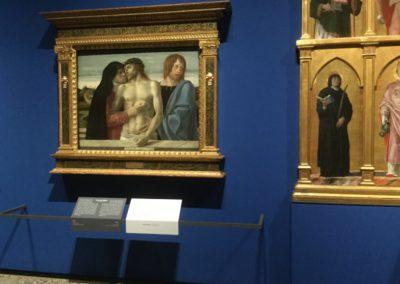 Pinacoteca di Brera - Interni