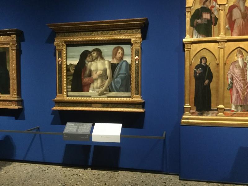 Giovanni Bellini - La Pietà
