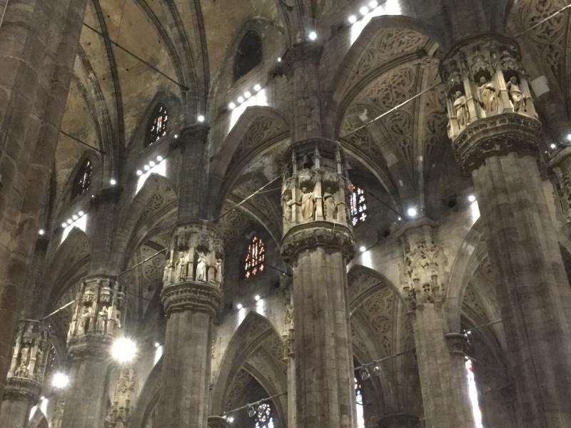 Duomo, interno