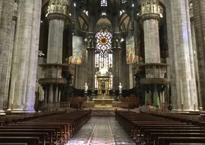 Duomo di Milano - Veduta centrale