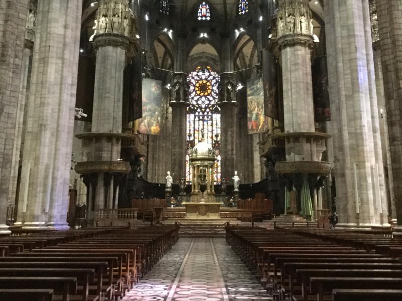 Duomo, veduta centrale