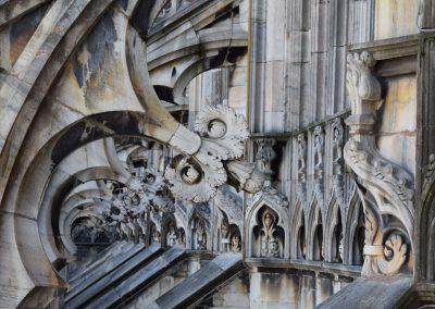 Il Duomo …tra sculture e guglie