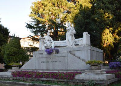 Bergamo Bassa - Monumento a Gaetano Donizetti