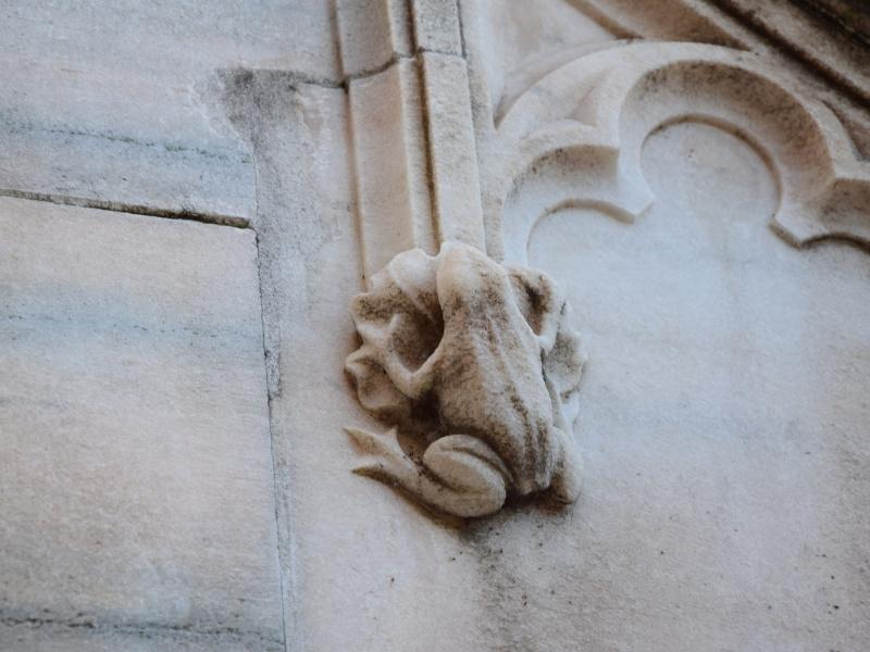 Duomo, particolare decorativo