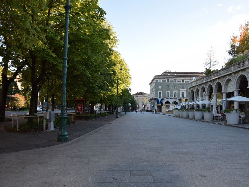 Bergamo Bassa, Sentierone
