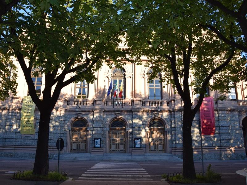 Bergamo Bassa, Teatro Donizetti