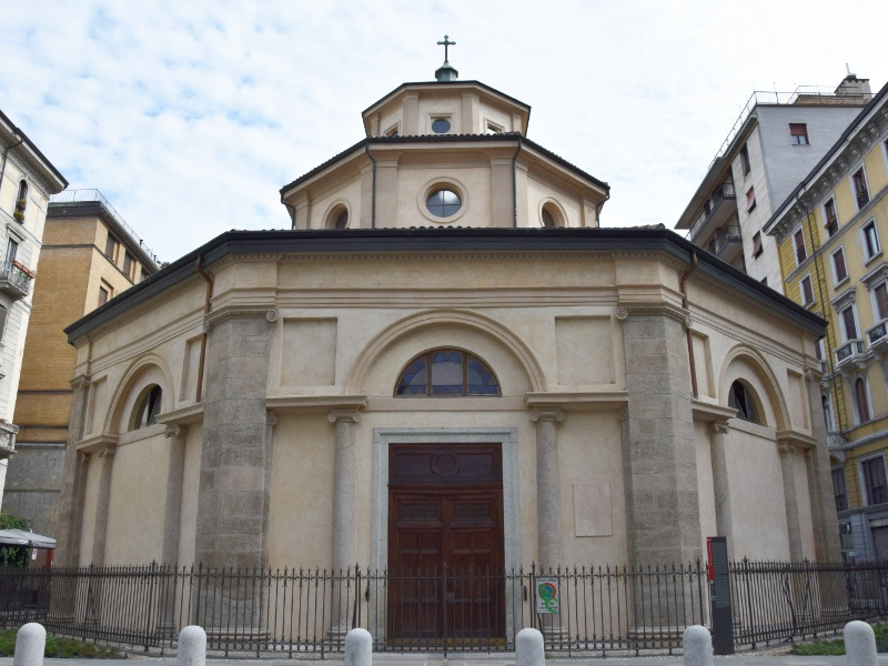 Chiesa di San Carlo al Lazzaretto