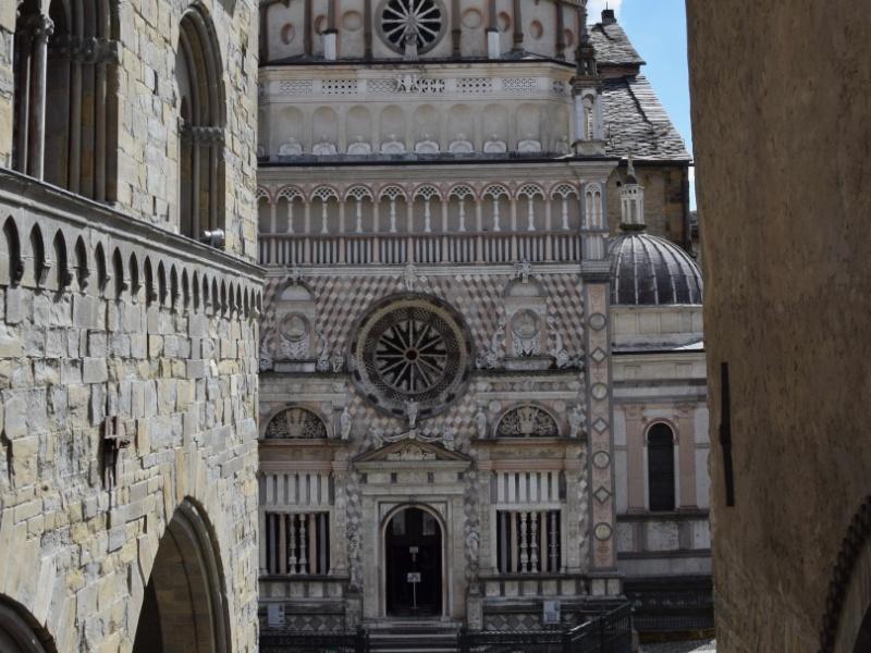 Bergamo Alta, Cappella Colleoni