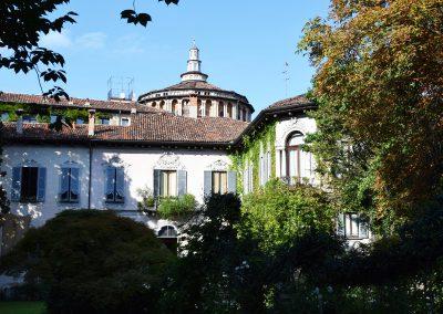 Casa degli Atellani - Giardino