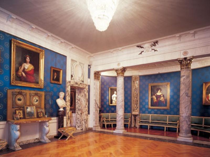 Museo Teatrale, interno