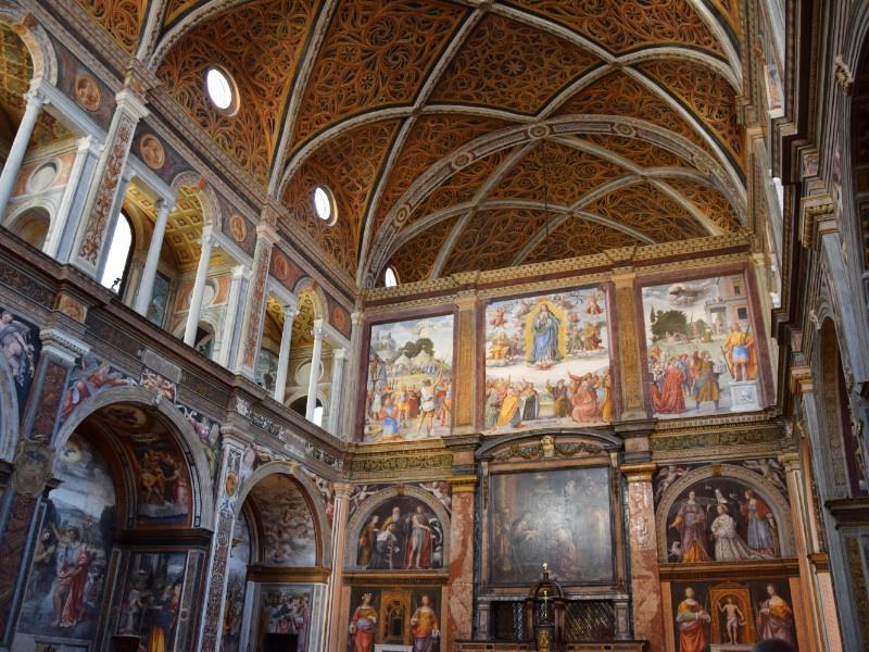 San Maurizio Maggiore, aula dei fedeli