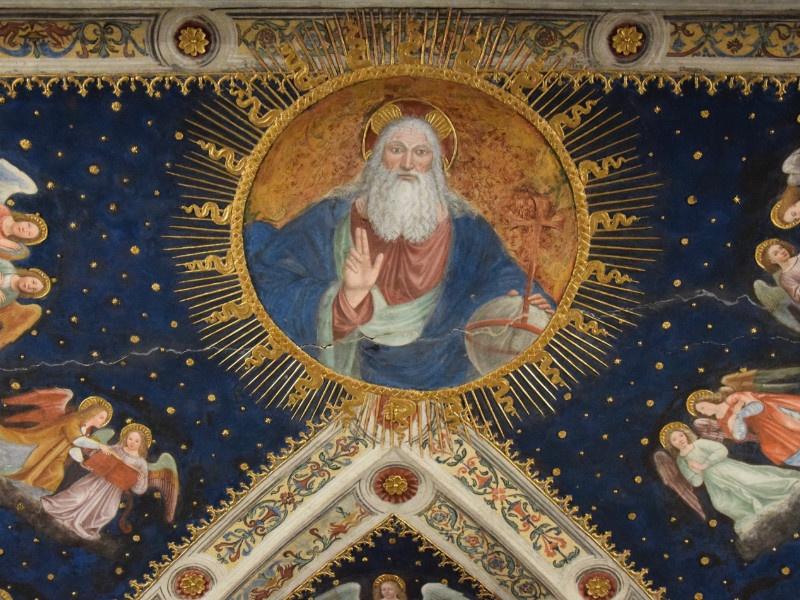 San Maurizio Maggiore, aula delle monache