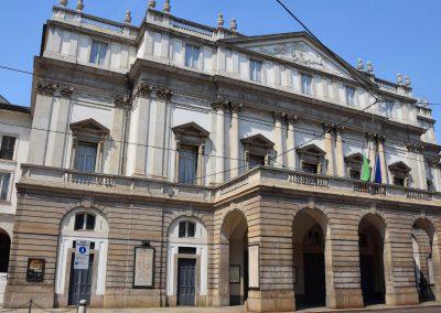 Teatro Alla Scala - Esterni