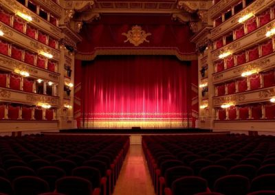 Teatro alla Scala -Interno