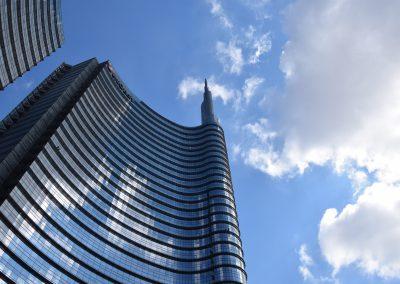 Torre UniCredit - Particolare