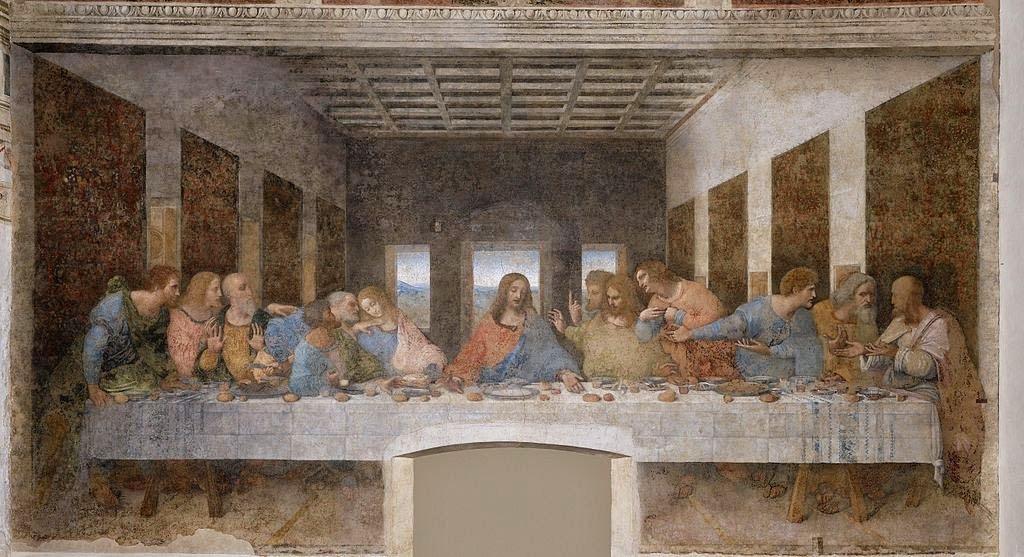 Bergamo - Cenacolo Vinciano