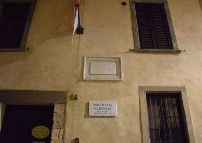 Casa natale di Donizetti a Bergamo